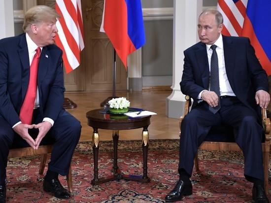 В Вашингтоне раскрыли истинные причины отмены встречи Трампа и Путина