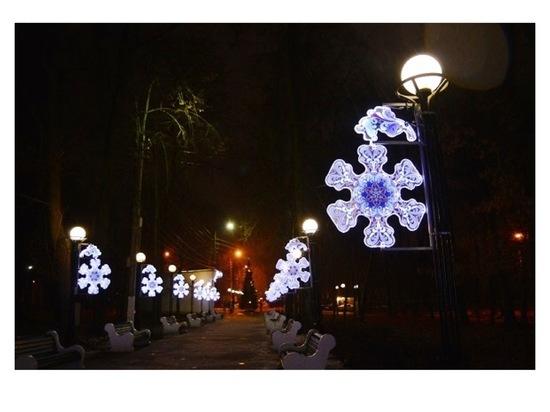 Серпуховичей приглашают на традиционную акцию «Зимний парк»