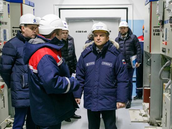 Генеральный директор МРСK  Игорь Маковский завершает проверку готовности электросетевого комплекса регионов ЦФО и ПФО