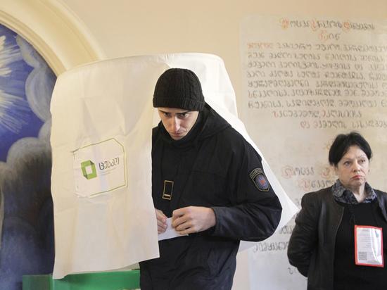 После президентских выборов Грузия готовится к массовым беспорядкам