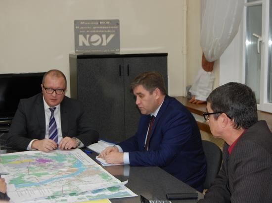 Костромская область: при строительстве объездной дороги будут использоваться преимущественно местные нерудные материалы