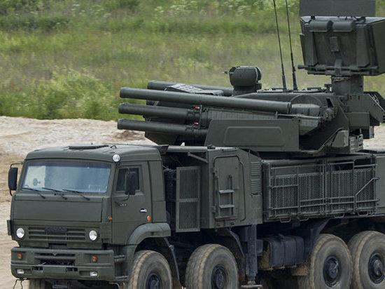 Крым защитили дивизионом