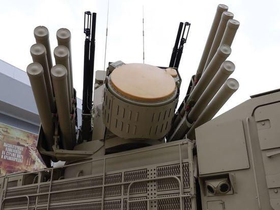 Расчеты «Панцирь-С1» перехватили полсотни мишеней из Крыма