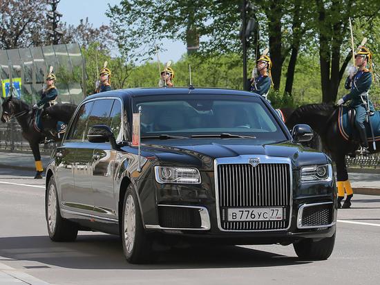 В Аргентине лимузин Путина назвали «настоящим бункером»