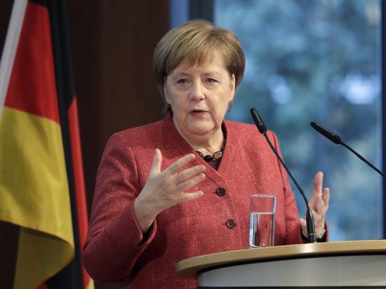Канцлер ФРГ пропустит первый день G20 из-за поломки самолета