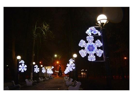 Серпуховичей приглашают на открытие первой новогодней елки