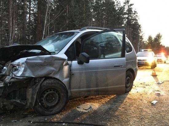 В Иркутском районе в ДТП погиб водитель