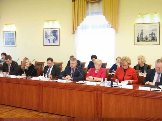 Результаты оценки эффективности налоговых льгот представили вологодские депутаты