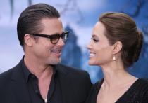 Джоли и Питт поделили детей без суда
