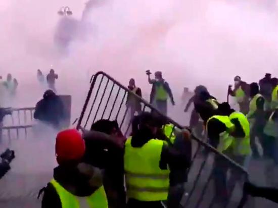 Погромы в Париже: протесты «желтых жилетов» превращаются в «партизанскую войну»
