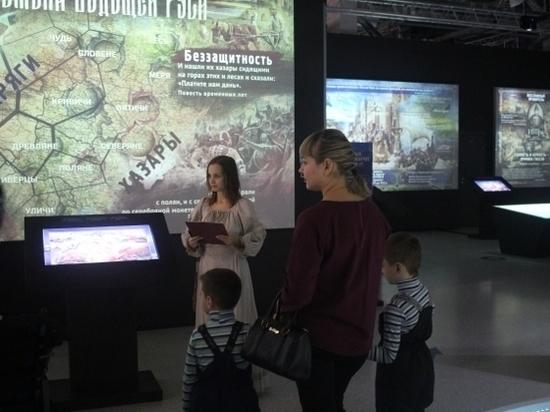 Волгоградский интерактивный музей присоединился к инклюзивной акции