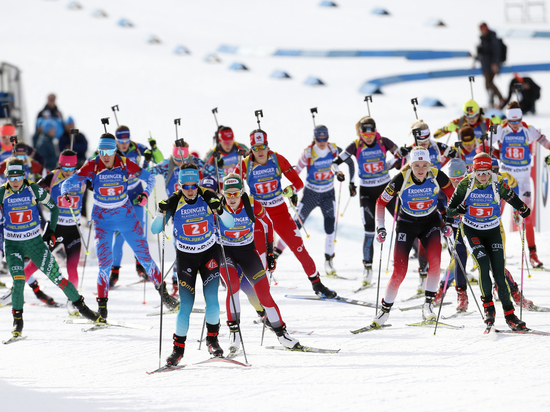 Будет еще потери: IBU продолжает изучать нарушения биатлонистов России