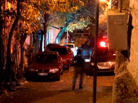 Революция провалилась: в Тбилиси задержали 7 украинских боевиков