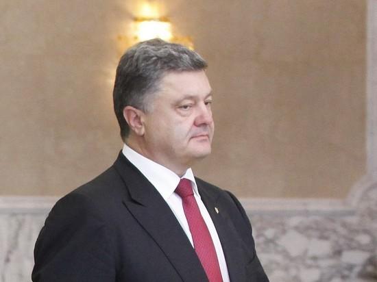 Порошенко испугался, что Россия захватит Бердянск и Мариуполь