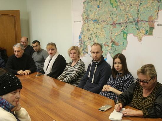 Власти нашли санатора для завершения долевого строительства дома на Речном проезде в Костроме