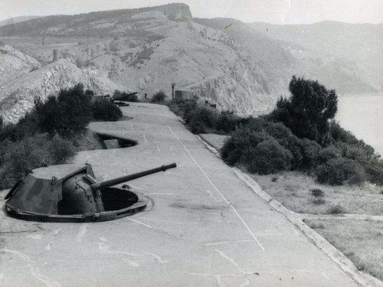 История береговой батареи Марка Драпушко