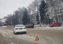 Автомобиль омского мэра попал в ДТП
