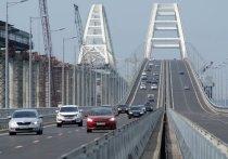 По Крымскому мосту проехало уже 3,3 млн автомобилей