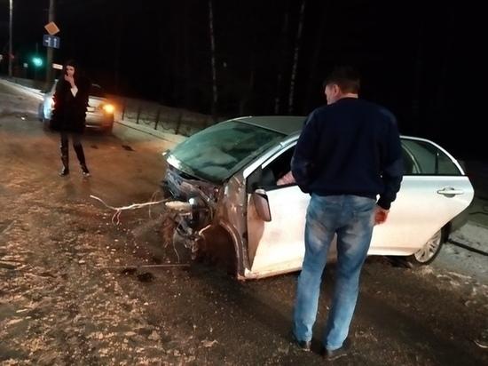 Родились в рубашке: новые фотографии жуткой аварии в Суховке в Иваново