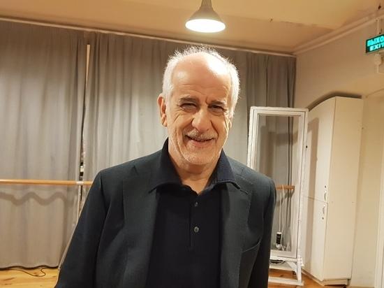Итальянский актер Тони Сервилло рассказал о роли Горбачева