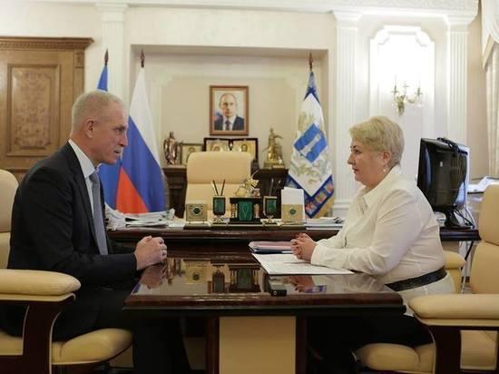 Губернатор Морозов: устойчивое финансовое положение Ульяновской области