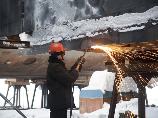 360 млн. рублей направит пароходство на подготовку флота  к навигации 2019