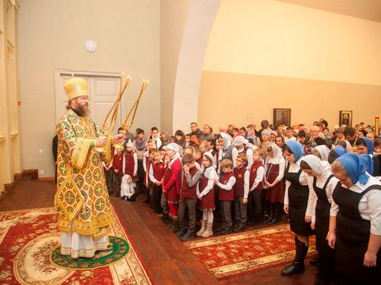 В Тамбове освятили домовый храм в честь преподобного Амвросия Оптинского