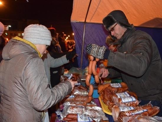На рождественской ярмарке ульяновцы потратили 12 миллионов рублей