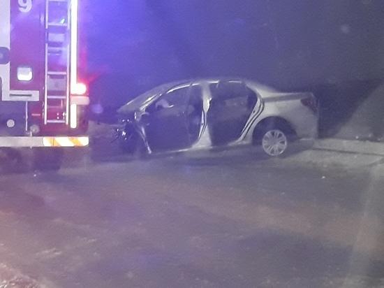 В воскресенье вечером в Иваново произошло жуткое ДТП в котором пострадало несколько человек