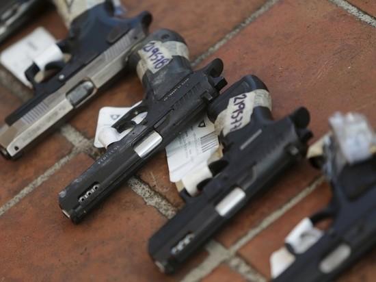 Автоматы, пистолеты, ружья: в Кинешме ФСБ «накрыло» подпольный оружейный цех