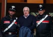 Сеттимо Минео был избран криминальным главарем после смерти своего предшественника в тюрьме