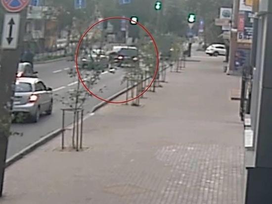 Полиция ищет очевидцев вооруженного конфликта в центре Калуги