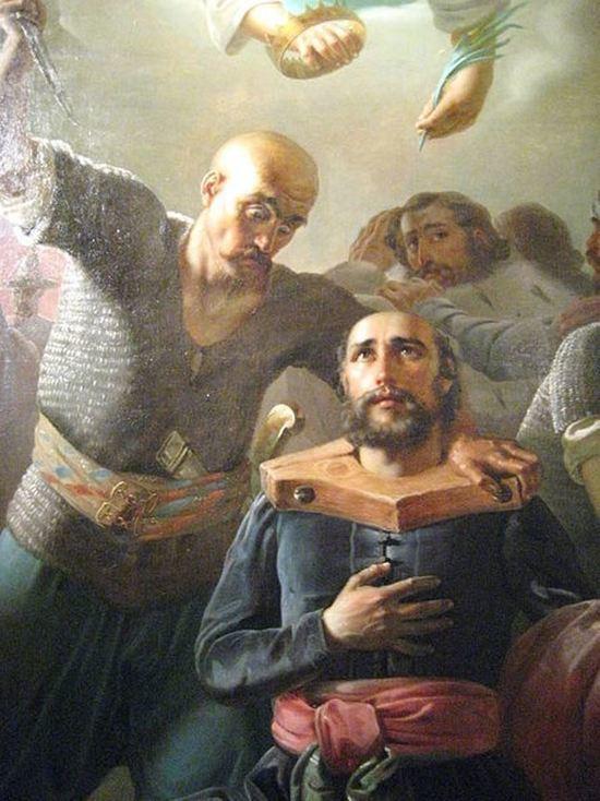 Откуда мы знаем, как выглядел святой Михаил Тверской. Фото
