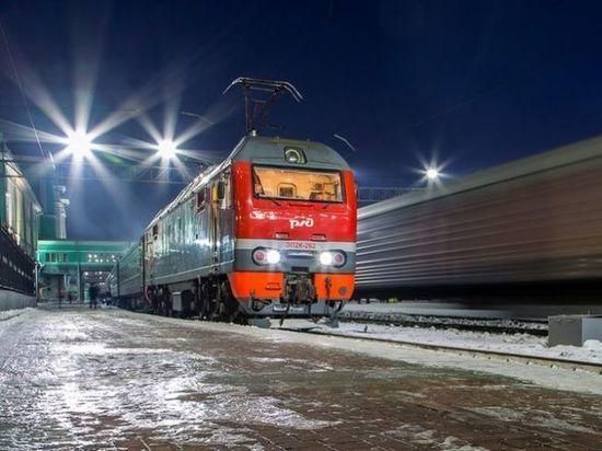 Из Тамбова в Москву в новогодние праздники пустят дополнительные поезда