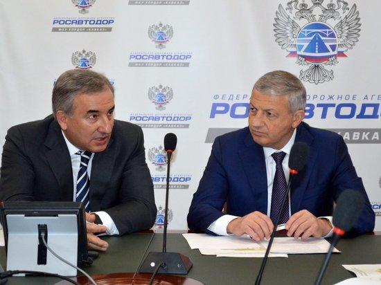 В 2019 году на строительство дорог федерального значения Северной Осетии выделят более трех миллиардов рублей