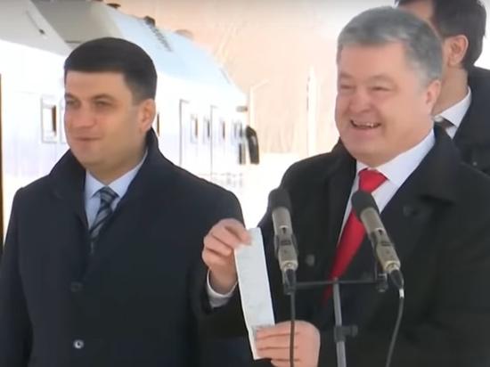 Путин пояснил  отказ принимать звонки Порошенко