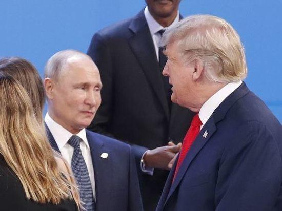 Ушаков раскрыл детали разговора Путина с Трампом