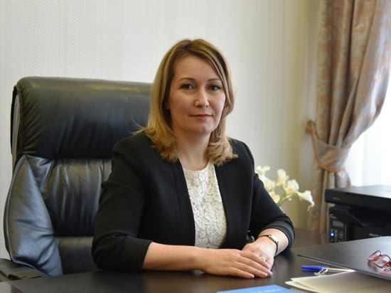 На должность заместителя главы администрации Астрахани назначена Эльвира Мурадханова