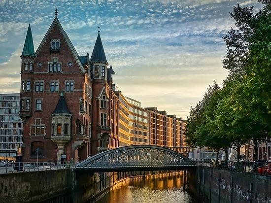 Калужская делегация отправилась в Гамбург