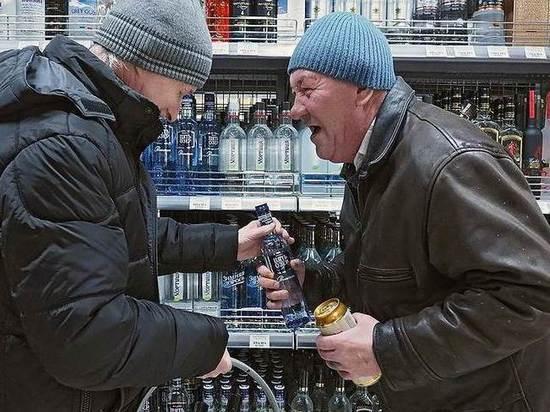 Водка и трезвость в Ульяновске совместимы, но продажу водки в выходные могут отменить в любое время
