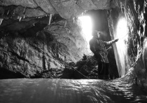 В Иркутской области открыли удивительную древнюю пещеру
