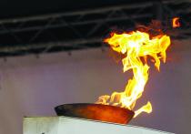 Иркутск первым в Сибири принял огонь всемирной универсиады