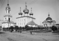 Соборная площадь в Твери: страницы прошлого