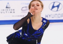 Фигуристку Серафиму Саханович не допускают к чемпионату России