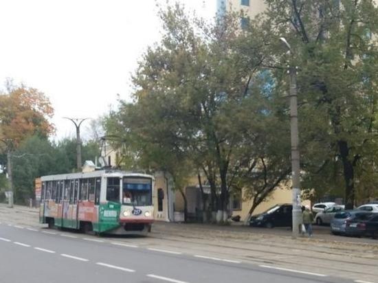 В субботу, 8 декабря, в центре Смоленска не будут ходить трамваи