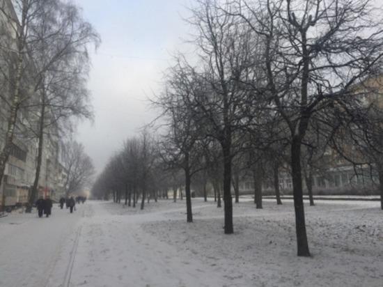 Завтра в Смоленской области умеренный снег, около ноля