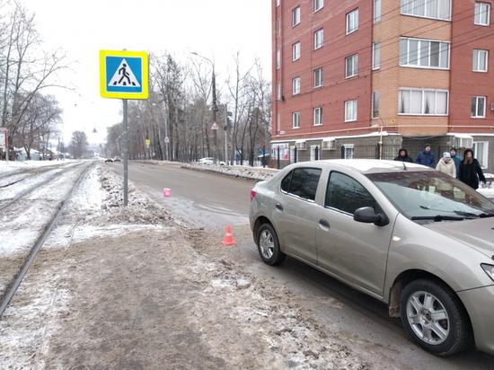 В Ижевске сбили 7-летнего ребенка на пешеходном переходе