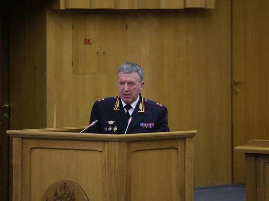 Главный воронежский полицейский пообещал кадровые чистки