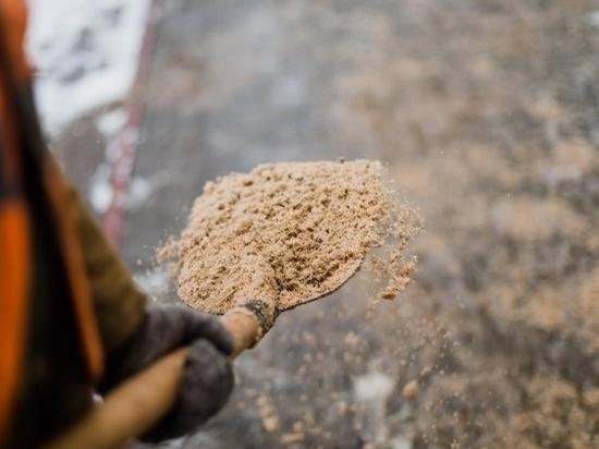 Волгоградцев предупредили о гололеде на федеральных трассах