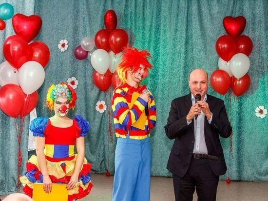 В Новосибирске состоялся праздник «От сердца к сердцу»